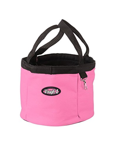 Tough 1 Groom Caddy Tote Pink