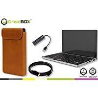 GPD Pocket by DroidBOX Ultra Mobile Mini PC Work/Play/Watch Intel Z8750 2.56Ghz 8GB RAM 128GB ROM USB Type-C