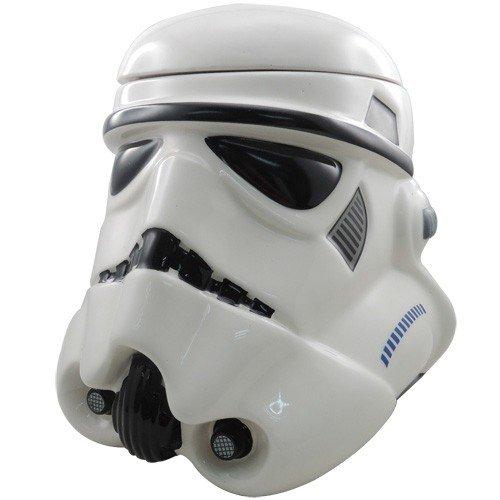 Star wars stormtrooper cookie jar geek armory - Stormtrooper cookie jar ...