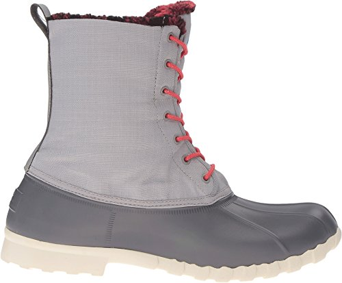 native Jimmy Winter Dublin Grey/Pigeon Grey/Red Plaid 7aw6wVRrE0