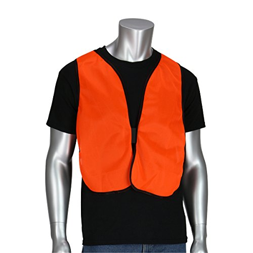 Universal Polyester Life Jacket Vest(Orange) - 9