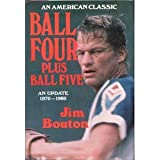 img - for Ball Four, Plus Ball Five: An Update, 1970-1980 book / textbook / text book