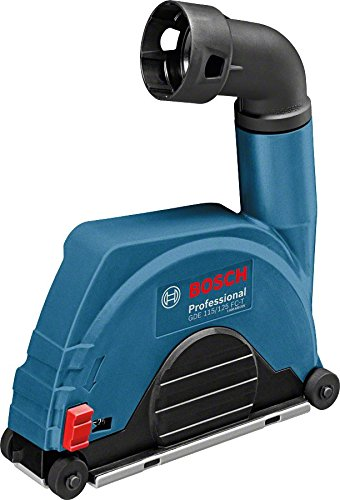 Bosch Professional 1600A003DK GDE 115/125 FC-T Dust Guard/Extractor for Small Angle Grinders