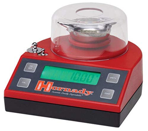 Hornady 050108 Electronic Scale, 1500 Grain