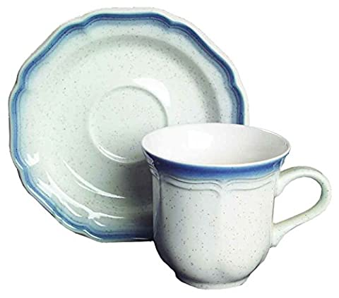 Mikasa - Amy CA503 - Country Club - Cup & Saucer - Mikasa Amy Country Club