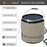 WarmGuard WG05 Insulated Pail Band Heater