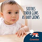 Gerber Teethers Gentle Teething Wafers, 6