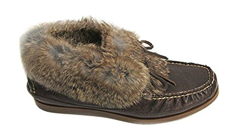 Frye Mens Homer Chuka Mocassini E Mocassini Marrone Scuro Us 7,5 M