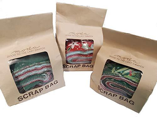 Moda Fabrics Scrap Bag - Christmas Batik