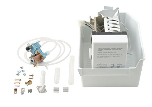 Whirlpool Corp WPW10715708 Refrigerator Ice Maker Kit