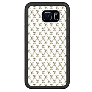 Samsung Galaxy S6 Edge Plus Case Funda LOUIS And VUITTON Brand Logo Cool Design Equisite Hard Cover