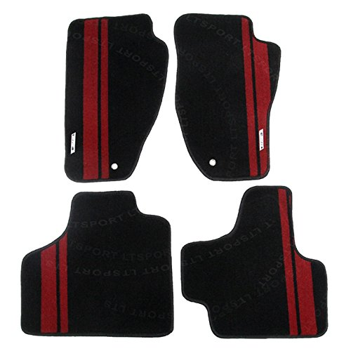 LT Sport 00842148132065 For Jeep Liberty Custom Fit Stylish Nylon Floor Mats Carpet