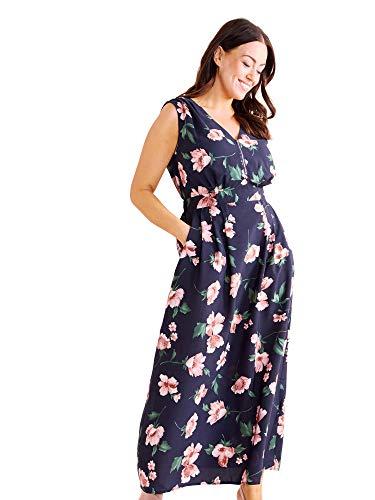 Maxi Zip Mela Curve Navy Dress Up wvq86qIZ