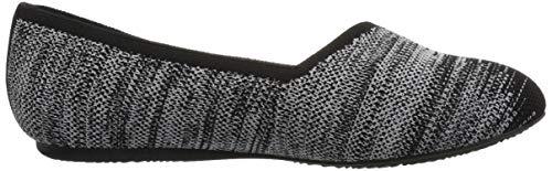 Women's Flat Sicily SoftWalk Loafer Black 0q8nOU