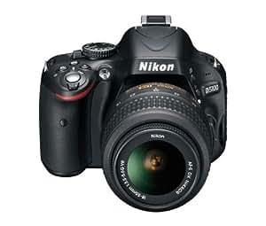 Nikon D5100 - Cámara Réflex Digital 16.2 MP (Objetivo AFS DX18/55GVR)