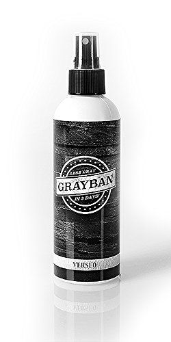 Grayban Hair Color Restorer 8OZ (Mens Pigment)