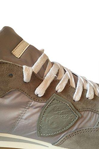 Philippe Model scarpe uomo sneaker modello TRLU WX43 grigio argento bianco n. 41 EU