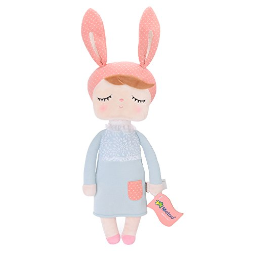Me Too Angela Dolls Soft Plush Stuffed Sleeping Baby Girls Toys Snuggle Buddy 12