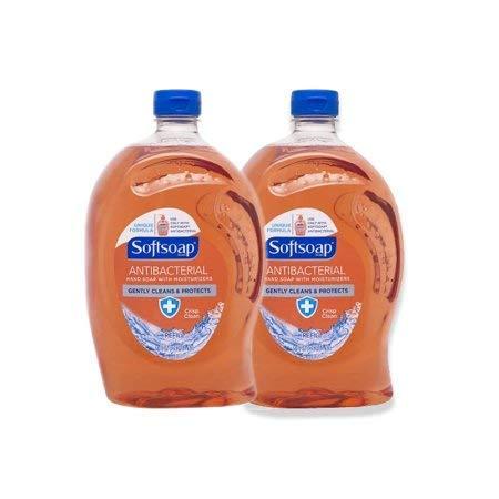 Softsoap Liquid Hand Soap Refill, Milk & Golden Honey - 56 fluid ounce (Packaging May Vary)