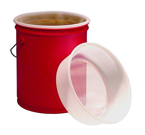 5 micron bucket filter - 2