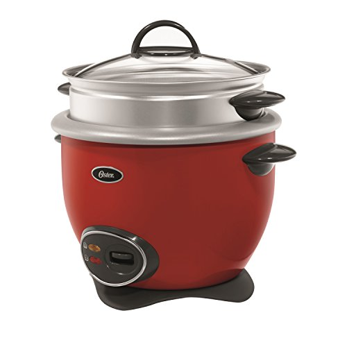 Oster Ckstrcms14-r 7-cup Uncooked Resulting In 14-cup Cooked Rice Cooker With
