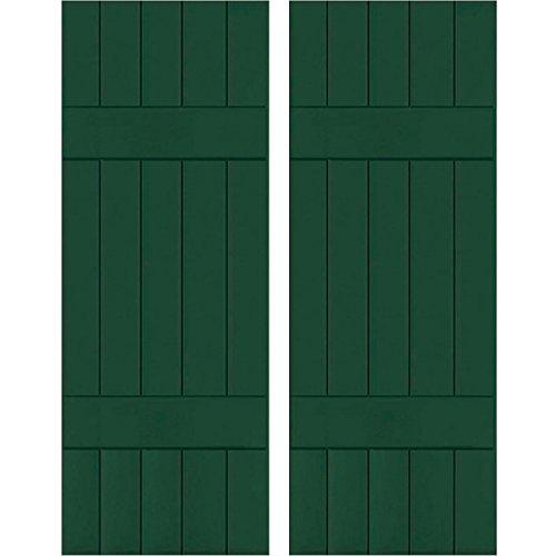 Ekena Millwork CWB18X036CGC Exterior Five Board
