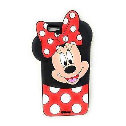 best website 628ba 90048 NDCOM 3D Designer Minnie/Mickey Mouse Cartoon Soft: Amazon.in ...