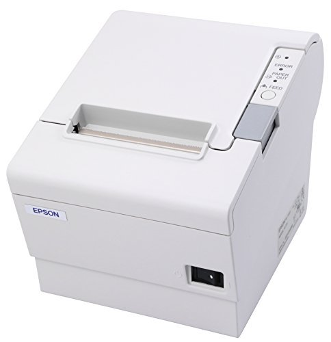 Epson TM-T88IV Thermal Printer Pos Receipt Printer Line Monochrome 56 / 42 Columns 1 Roll Serial C31C636084
