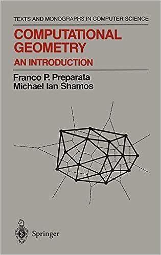 shamos computational geometry thesis