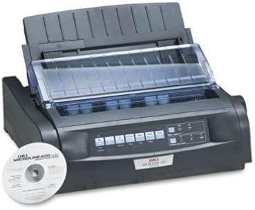 Amazon.com: Oki 91909701 MICROLINE 420 impresora de matriz ...