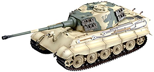 Easy Model King Tiger S.SS-PZ.Abt.503 Die Cast Military Land Vehicles