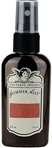 TATTERED ANGELS 17147 Glimmer Mist Water Based Paint, - Angels Glimmer Mist Tattered