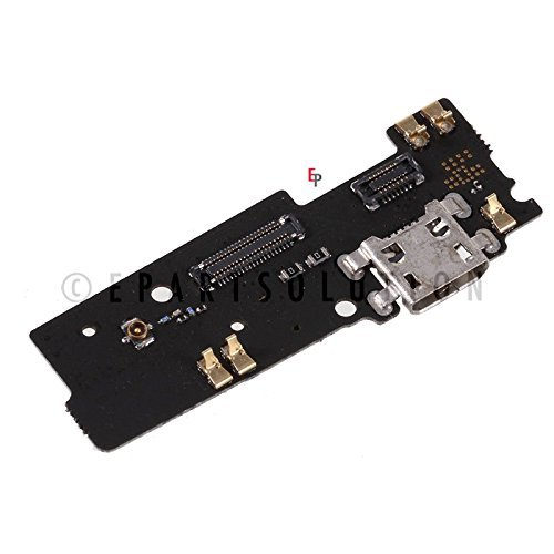 ePartSolution_USB Charger Charging Port Dock Connector USB Port for Motorola Moto E4 Plus Replacement Part USA -