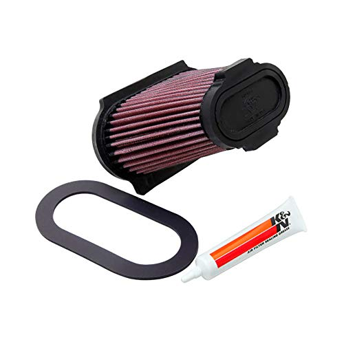 K&N YA-6601DK Black Drycharger Filter Wrap - For Your K&N YA-6601 Filter
