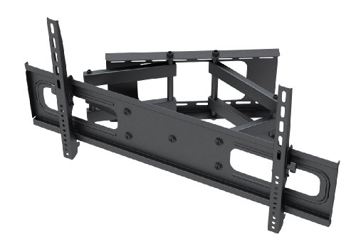 Mount-It! Fully Adjustable - ARTICULATING TV Wall Mount Bracket for Samsung PN43E450A1F 43