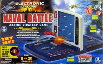 Electronic Talking Naval Battle Marine Strategy