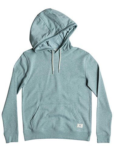 DC Shoes Rebel Star - Hoodie - Sweat à capuche - Femme - M - Bleu