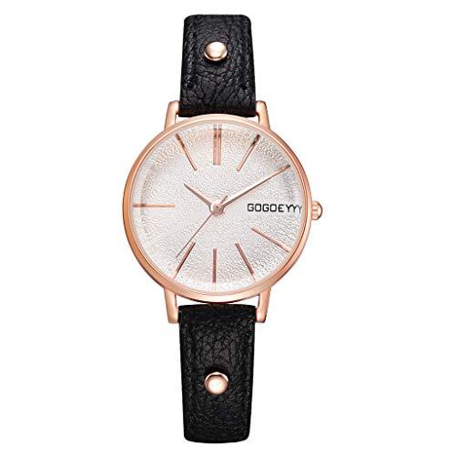 Fenleo Fashion Simple Women's Wrist Watches Casual Quartz Watch