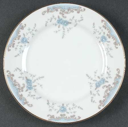 Imperial China designed by W Dalton Seville Bread and Butter Plate