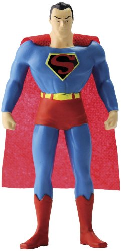 NJ Croce Superman 5-Inch Bendable Figure -