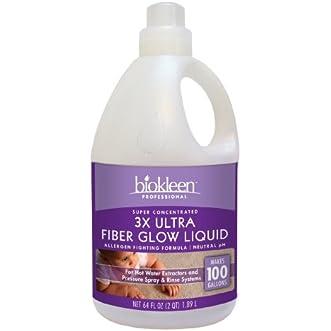 BioKleen 00108 Fiber-Glow Liquid Extractor, 64 oz Bottle (Case of 6)
