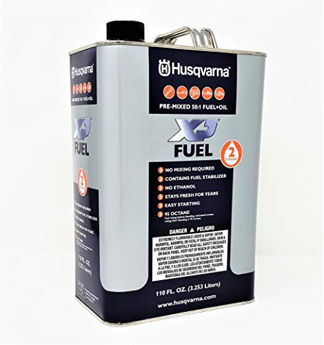 Husqvarna Pre-Mixed 2 Cycle Fuel XP 50:1 (110 FL. OZ.) ()