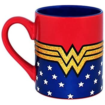 Resultado de imagen de wonder woman mug