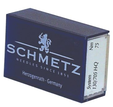 SCHMETZ Quilting (130/705 H-Q) Sewing Machine Needles - Bulk - Size 75/11 by Schmetz