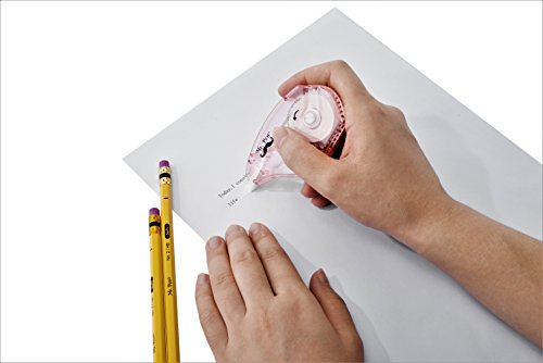 Mr Pen- Correction Tapes, Pack of 7, Correction Tape White Tape, Tape Eraser, White Correction Tape, White Tape, White Out, Wipe Out Tape, Wide Out Tape, Correction Tape Wide, Correction Tape Eraser