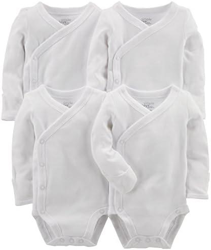 Simple Joys Carters 4 Pack Bodysuit product image