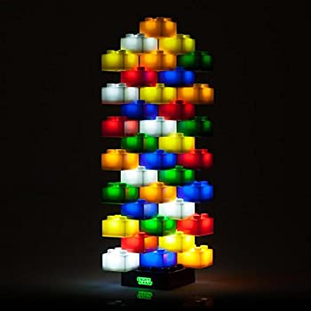 LIGHT STAX(R) Illuminated Blocks Classic Set (36 Pieces)