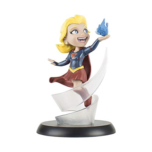 Quantum Mechanix QDC602 Supergirl Q-Fig, Multi Colour