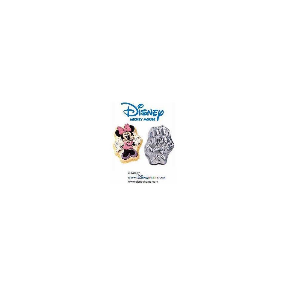 Wilton Minnie Mouse Cake Pan #2105 3602 (1998)