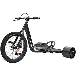 Triad Notorious 3 Drift Trike - Black/Neo Chrome
